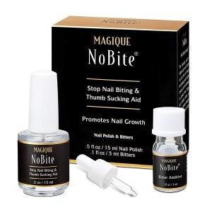 magique nail biting treatment