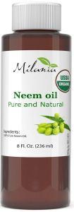 malania premium organic neem oil