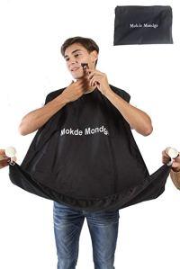 Mokde Mondge New Design Shave Apron Catcher For Men Shaving