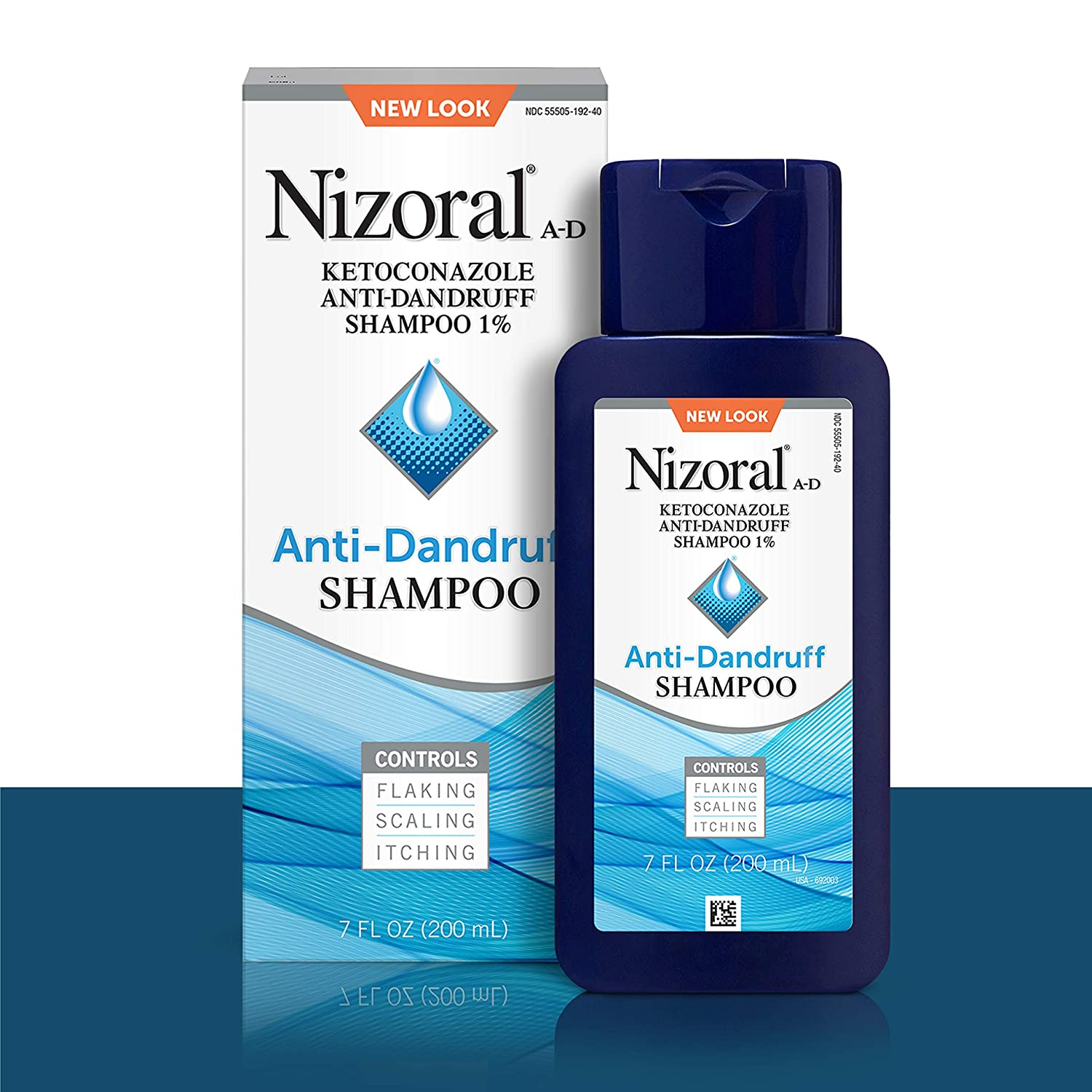 Nizoral a-d anti-dandruff shampoo, 7 fluid ounces; best shampoos for men