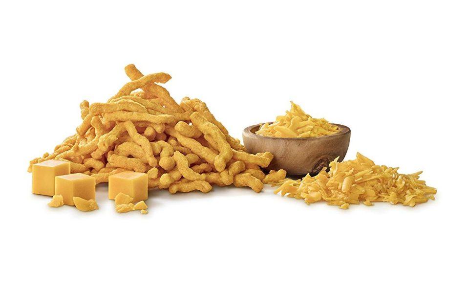 cheetos alternative healthy peatos review
