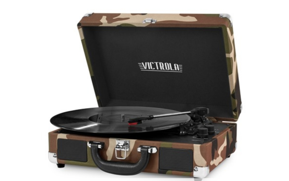Best Record Player Victrola Suitcase