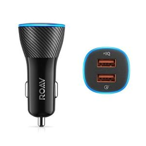 Roav by Anker SmartCharge Spectrum 30W Car Charger