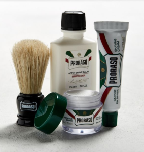 Shaving Kit Brush Cream