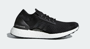 Black Adidas Ultraboost Women's