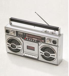 Victrola '80s Bluetooth Boombox