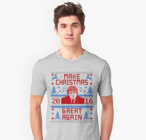 ugly christmas shirt