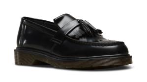 Black Loafers Dr. Martens