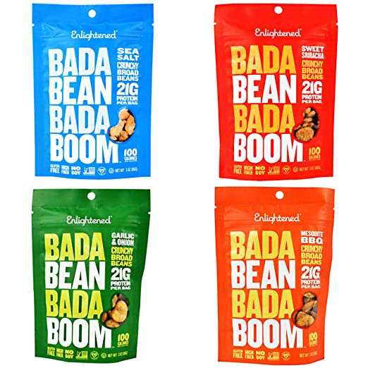 best healthy snacks alternatives enlightened bada bean bada boom corn nuts