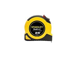 Stanley DualLock Tape Measure