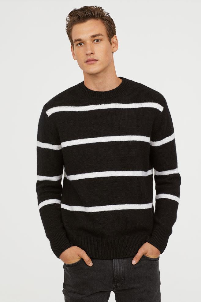 Men's Cashmere Sweater