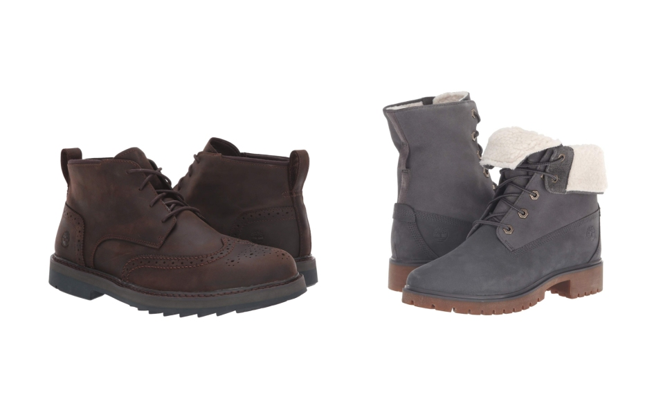 Best Winter Boots From Timberland: Trendy