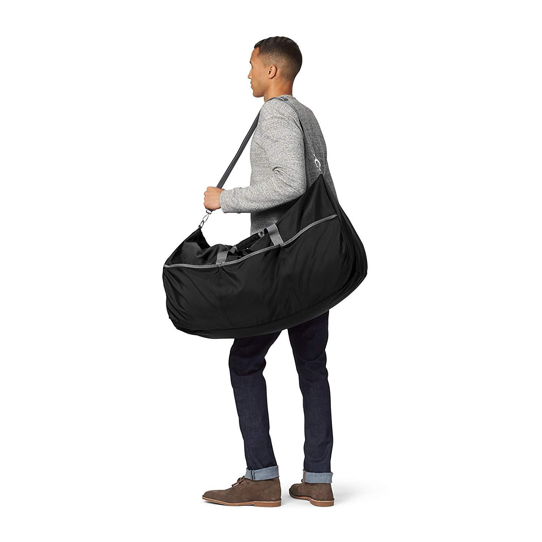 travel essentials AmazonBasics duffel