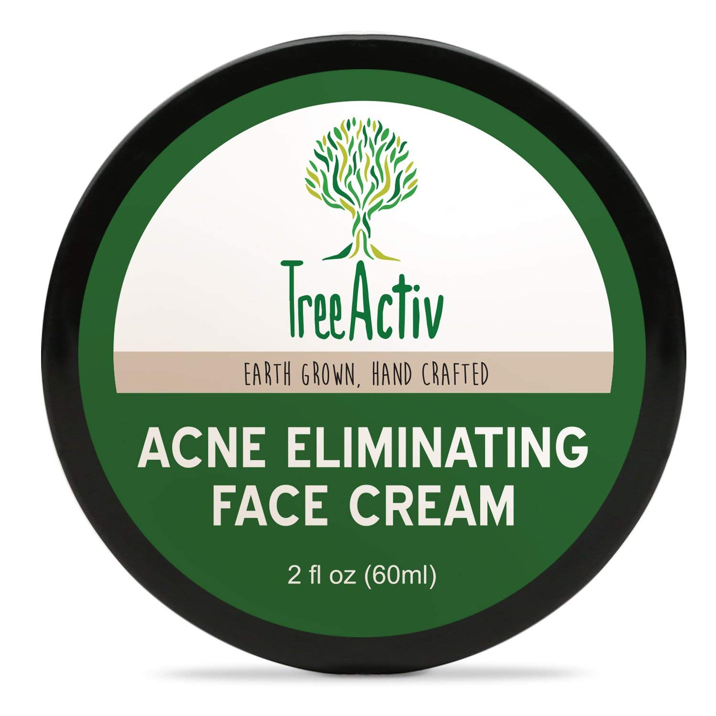 treeactiv eliminating face cream