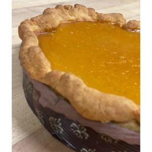 Pumpkin Pie from Senza Gluten