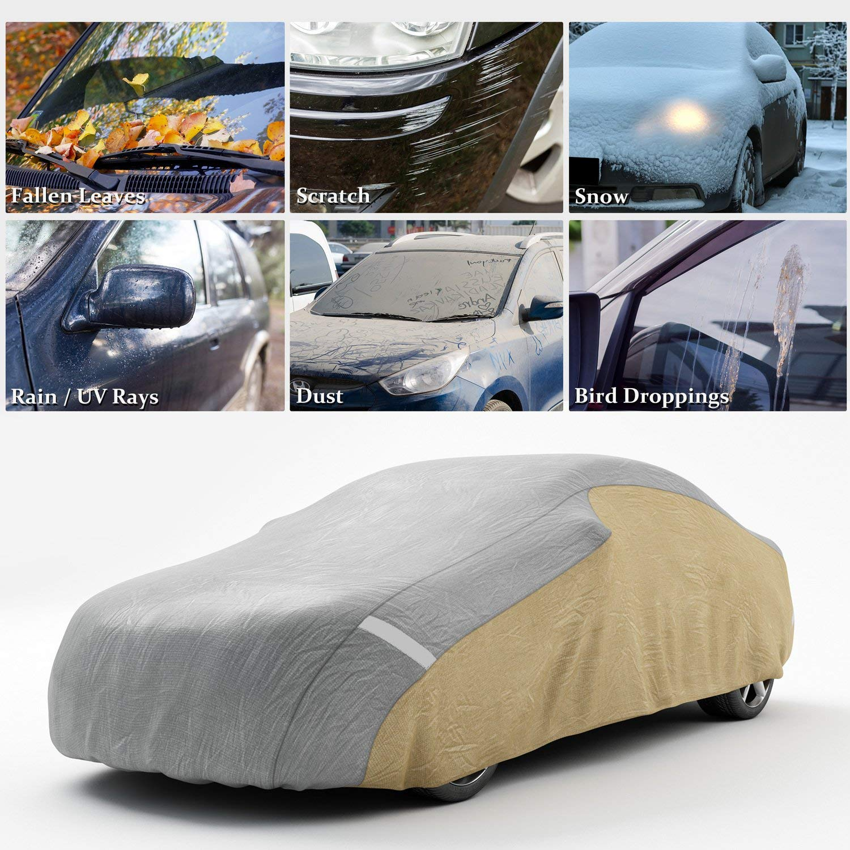 Vetomile Car Cover