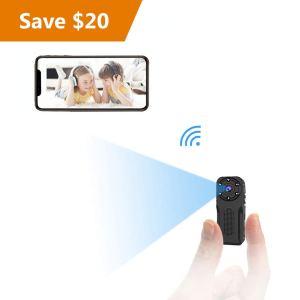 WiFi Waterproof Mini Spy Hidden Camera
