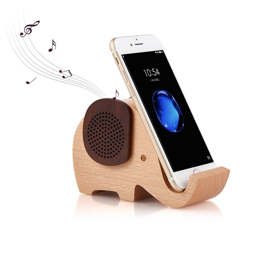 bluetooth speaker phone stand