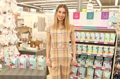 Whitney Port & Bundle Organics Present #MomAsYouAre To Celebrate Exclusive buybuyBABY Product Launch