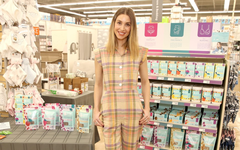 Whitney Port Baby Bundle Interview
