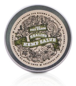 The Fay Farm's Organic Healing Hemp Salve