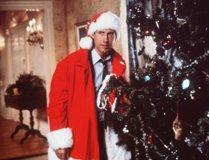 Lampoons Christmas Chevy Chase