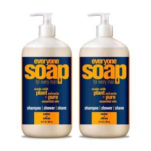 Men's Body Wash Shampoo Everyone