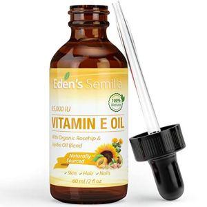 Vitamin E Oil Eden's Semilla