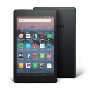 Black Tablet Amazon Fire