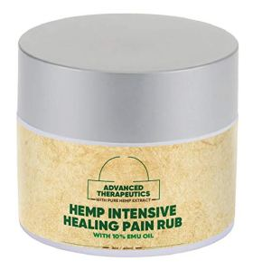 Pure Hemp Oil Rub