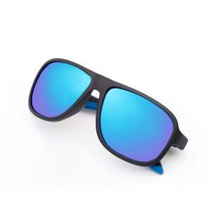 Tinted Aviator Sunglasses Blue