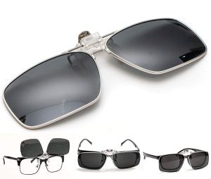 Clip-On Sunglasses Polarized