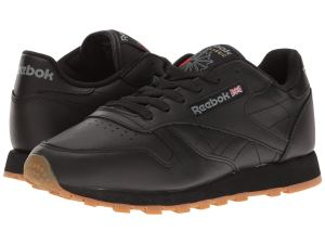 Black Shoes Reebok Classic