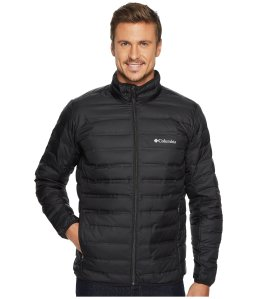 Outdoor Down Jacket Columbia