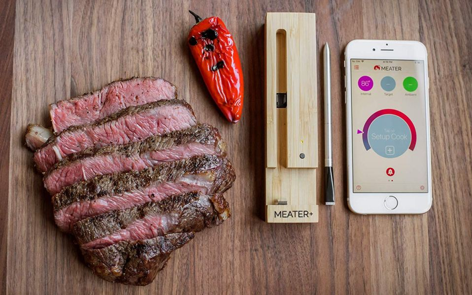 Best Gifts For Carnivores: The MEATER