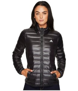 Black Down Jacket Adidas