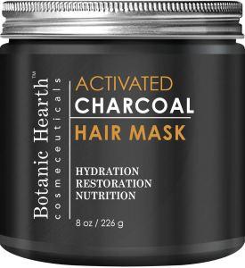 Botanic Hearth Charcoal Hair Mask