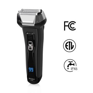 BriGenius Men's Electric Foil Shaver