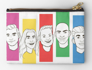 Queer Eye Pouch