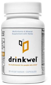 Drinkwel for Hangovers, Nutrient Replenishment & Liver Support