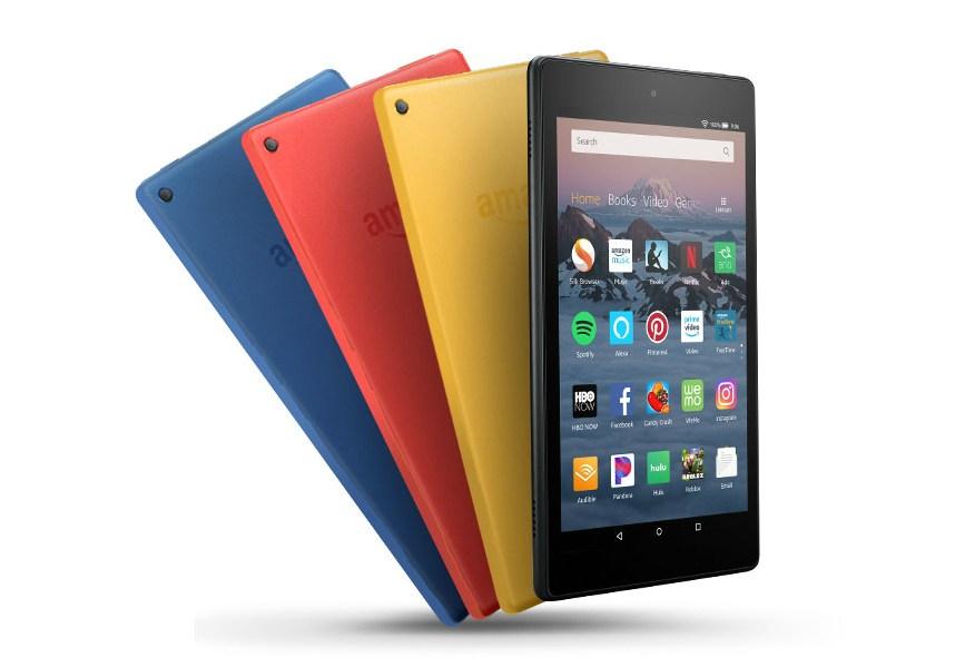 Last-Minute Gift Ideas: Amazon Tablet On