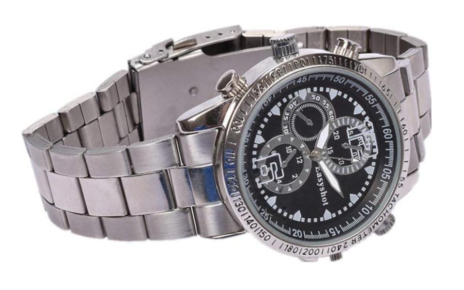 Wristband Spy Camera Watch