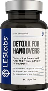 LES Labs DeToxx for Hangovers