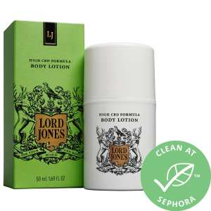 Lord Jones High CBD Formula Body Lotion Sephora