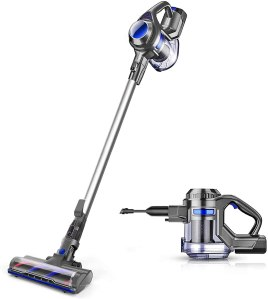 MOOSOO Cordless Vacuum for Pet Hair