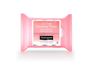 Neutrogena Oil-Free Cleansing Wipes