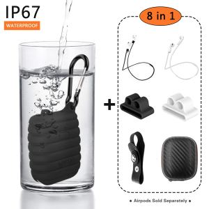 Ouyzy 8 in 1 Protective Silicone Cover