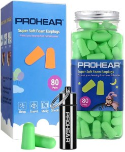 best earplugs for sleeping prohear