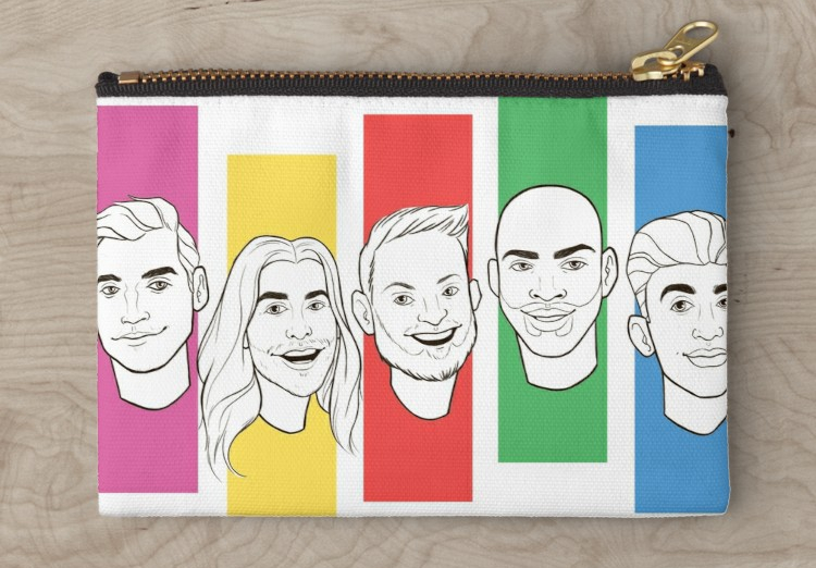 Best Gifts for Queer Eye Fans