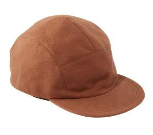Brown Baseball Hat Wool